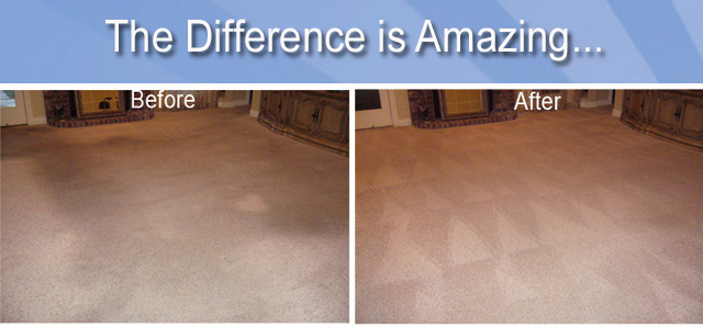 Professional carpet cleaning in Gilbert az