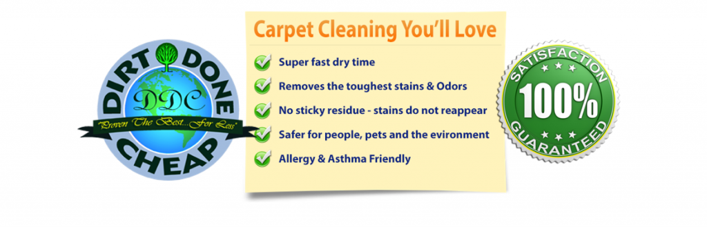 DDC Carpet Cleaning Gilbert Arizona Guaranteed